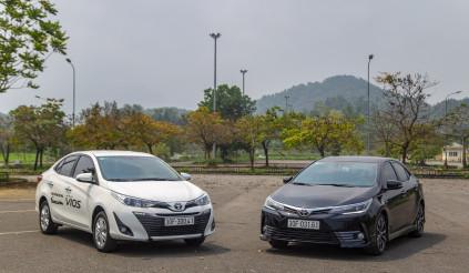 Hơn 2.300 xe Toyota Vios được bán ra trong tháng 9/2019