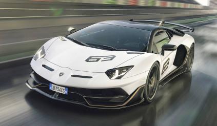Lamborghini Aventador vẫn chưa thể chấm dứt