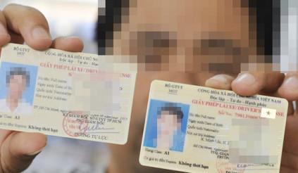 Mua giấy phép lái xe giả với giá bèo, hiểm họa khủng khiếp!