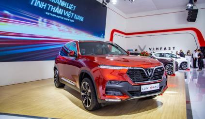 """""""Sờ"""" tận tay 3 tân binh của VinFast tại VMS 2019"""