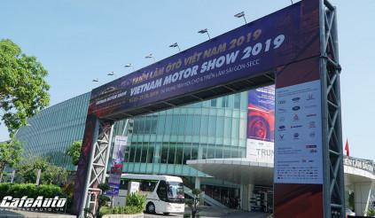 Khai mạc Triển lãm ô tô Việt Nam 2019: Đón chờ siêu phẩm