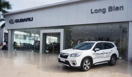 Subaru Việt Nam cùng lúc khai trương 3 đại lý ủy quyền mới trong tháng 10
