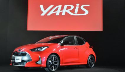 """Toyota Yaris 2020 vừa ra mắt thế hệ mới: Honda Jazz cũng chuẩn bị """"lên sàn"""""""