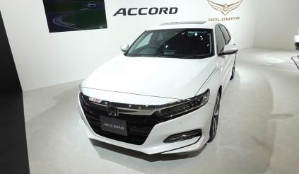 Cận cảnh các sản phẩm trưng bày của Honda tại Triển lãm xe Tokyo 2019