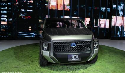 Mẫu xe ý tưởng Toyota TJ Cruiser có gì ấn tượng tại triển lãm VMS 2019?