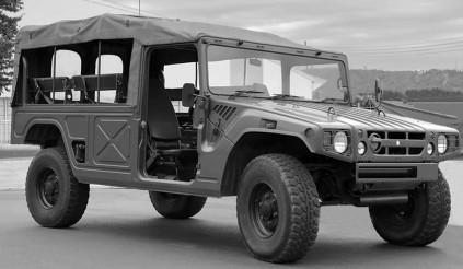 Có thể bạn chưa biết: Toyota cũng có những chiếc Hummer của riêng mình