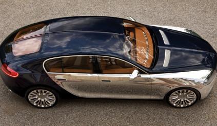 Bugatti sắp làm siêu xe giá 'rẻ bất ngờ'