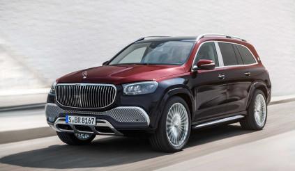 Mercedes-Maybach GLS – Có đủ sức 'cà khịa' Bentley Bentayga?