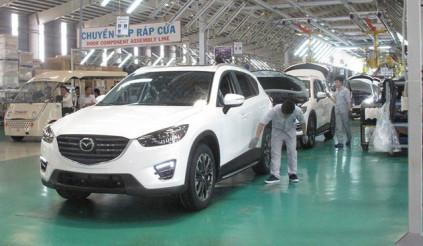 Giá ô tô trong nước sắp giảm nhờ giảm thuế linh kiện?