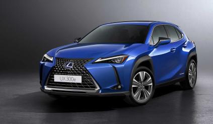 Lexus và mẫu xe điện đầu tay
