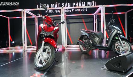 Honda SH 150i sẵn sàng bán ra tại thị trường Việt Nam