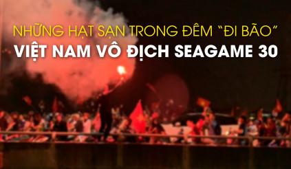 """Những hạt sạn trong đêm """"đi bão"""" Việt Nam vô địch Seagame 30"""