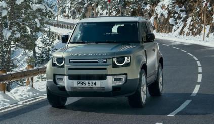 Sắp có Land Rover Defender siêu sang?