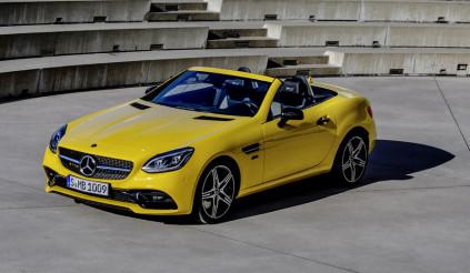 SLC Final Edition – phiên bản cuối cùng trước khi Mercedes-Benz dừng sản xuất SLC