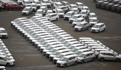 Hơn 140.000 ô tô nhập khẩu về Việt Nam năm 2019, chủ yếu từ Thái Lan