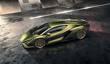 Lamborghini và hướng đi mới lạ trong kỷ nguyên điện hóa