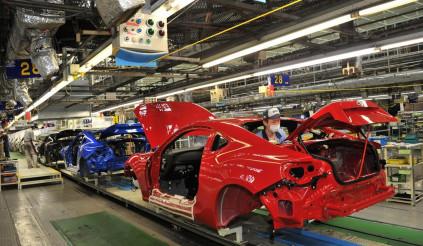 Nhật lên kế hoạch dự trù cho ngành ô tô khi tình hình dịch bệnh tệ hơn