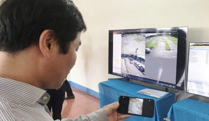 Sẽ đình chỉ cơ sở đào tạo lái xe không lắp thiết bị giám sát người học lý thuyết