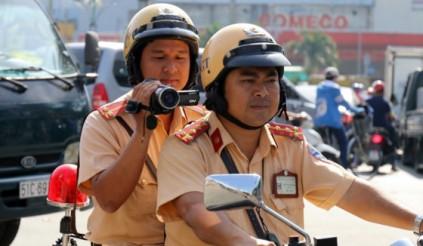 CSGT TP. Hồ Chí Minh tăng cường ra quân xử lý vi phạm trong tháng 4/2020