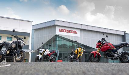 Honda MSX125 ABS 2020 ra mắt giá khởi điểm từ 2420 USD
