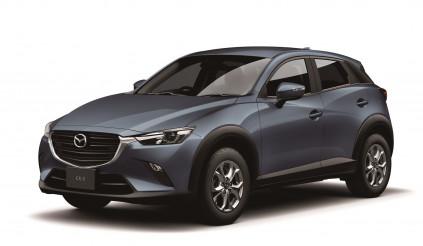 Mazda CX-3 nâng cấp nhẹ tại thị trường nội địa