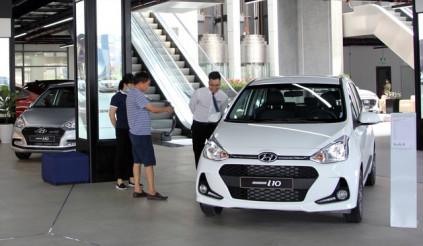 Nhiều mẫu ô tô giảm giá