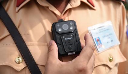 Đề xuất mọi CSGT trên toàn quốc phải lắp camera giám sát