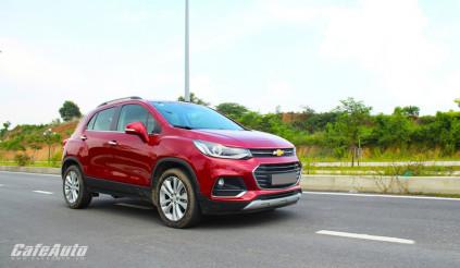 VinFast triệu hồi 12.000 xe Chevrolet vì lỗi túi khí