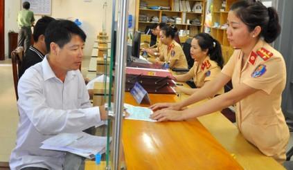 Hướng dẫn nộp phạt và đăng ký xe online cho người dân TP.Hồ Chí Minh