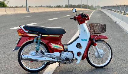 Honda Wave - Dream và những bài độ đi vào huyền thoại