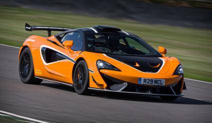 Ngắm nhìn vẻ đẹp của McLaren 620R với gói nâng cấp R của MSO