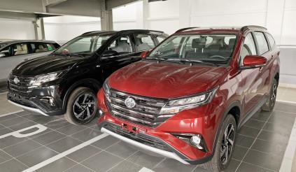 Toyota Rush lần đầu giảm giá 35 triệu, rẻ hơn đối thủ Xpander Cross