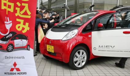 Ô tô điện đầu tiên của Mitsubishi từng về Việt Nam bị 'khai tử'