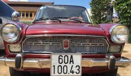 'Soi' xe Daihatsu Series 1000 ông Đoàn Ngọc Hải bán đấu giá