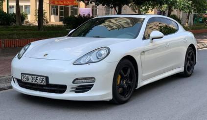 Porsche Panamera 9 năm tuổi giá ngang VinFast Lux SA2.0