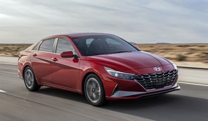 Hyundai Elantra thế hệ mới giá từ 19.700 USD