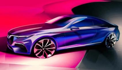 VinFast LUX A2.0 sắp có bản thể thao 2 cửa, tham vọng cạnh tranh Mercedes E-Class Coupe