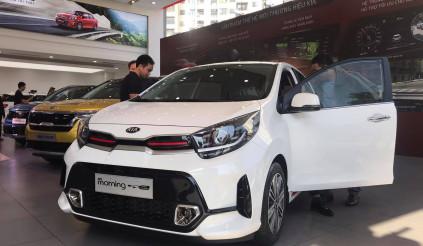 Kia Morning 2021 ra mắt phiên bản mới tại Việt Nam, giá 439 triệu đồng cạnh tranh VinFast Fadil