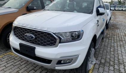 Nước đi lạ nhà Ford, đem về Everest và Ranger Wildtrak 2021, cắt trang bị nhưng tăng giá