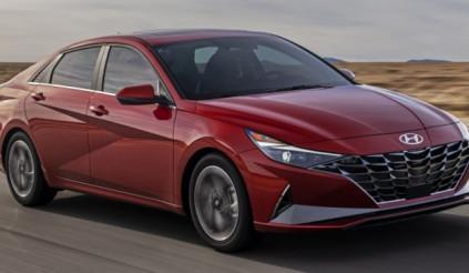 Lộ diện Hyundai Elantra 2021 sắp ra mắt tại Malaysia