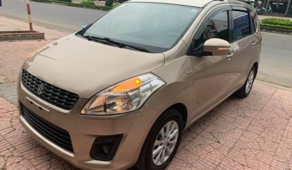 Suzuki Ertiga giá hơn 300 triệu đồng sau 5 năm sử dụng