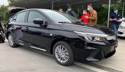 Hoãn ngày ra mắt, Honda City 2021 bất ngờ lộ diện bản tiêu chuẩn, giá bán bất ngờ