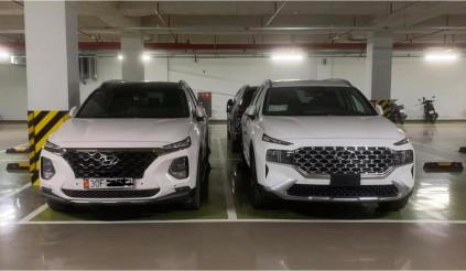 Hyundai SantaFe 2021 bất ngờ lộ diện tại Việt Nam, gây áp lực cho Kia Sorento All News