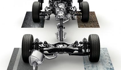 Sự khác nhau giữa các hệ thống dẫn động xe hơi?