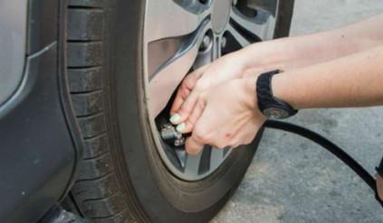 Bơm khí nitơ cho lốp ôtô - trào lưu không cần thiết