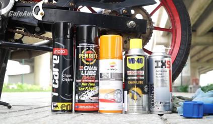 Vệ sinh sên xe máy tại nhà – Đơn giản, hiệu quả