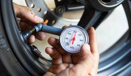 Kinh nghiệm vàng khi sử dụng lốp xe máy không săm