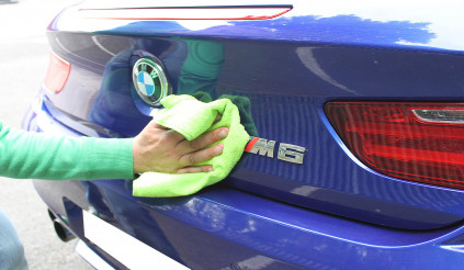 Cách duy trì và bảo vệ sơn xe của bạn luôn mới