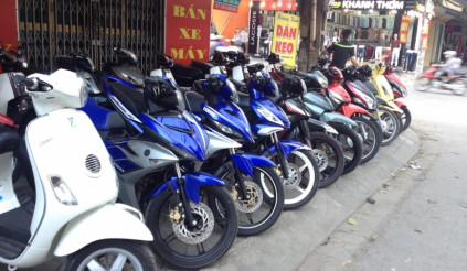 Cẩn thận khi mua lại xe máy nếu không muốn bị phạt