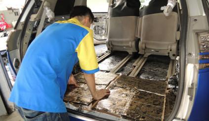 Những hiểu nhầm của tài xế Việt về chống ồn ôtô